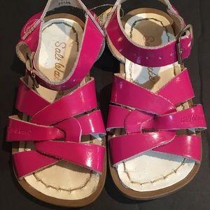 Salt Water Sandals Pink